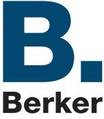 berker logo